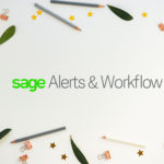 sage alerts and workflow has a new version 10 available